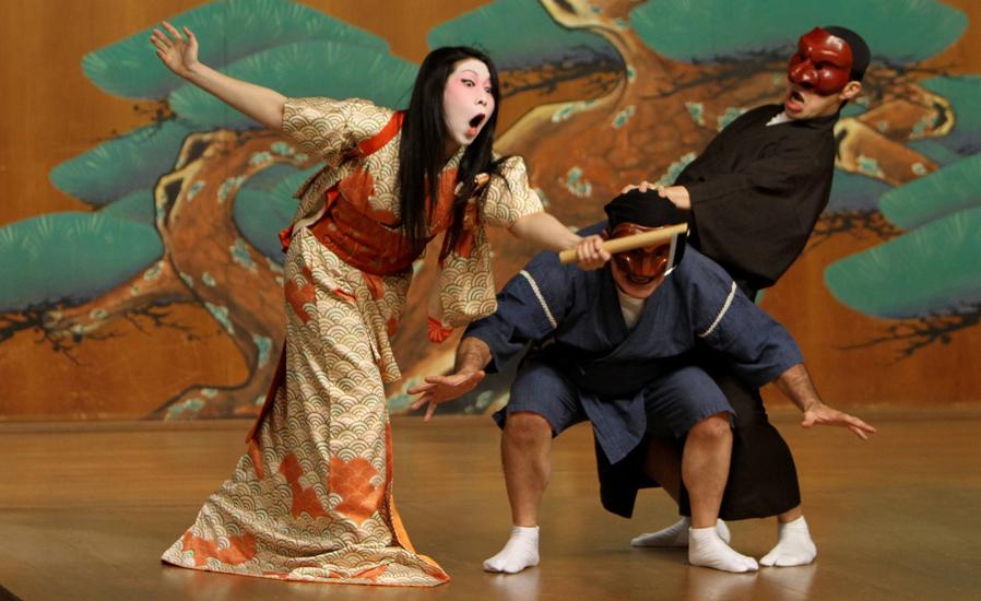 4 Jenis Komedi Jepang