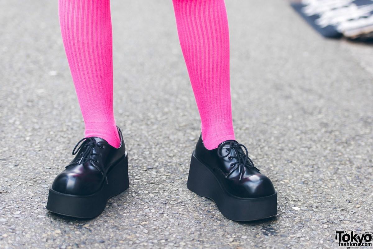 Paduan Warna Sangatlah Penting Dalam Harajuku Fashion