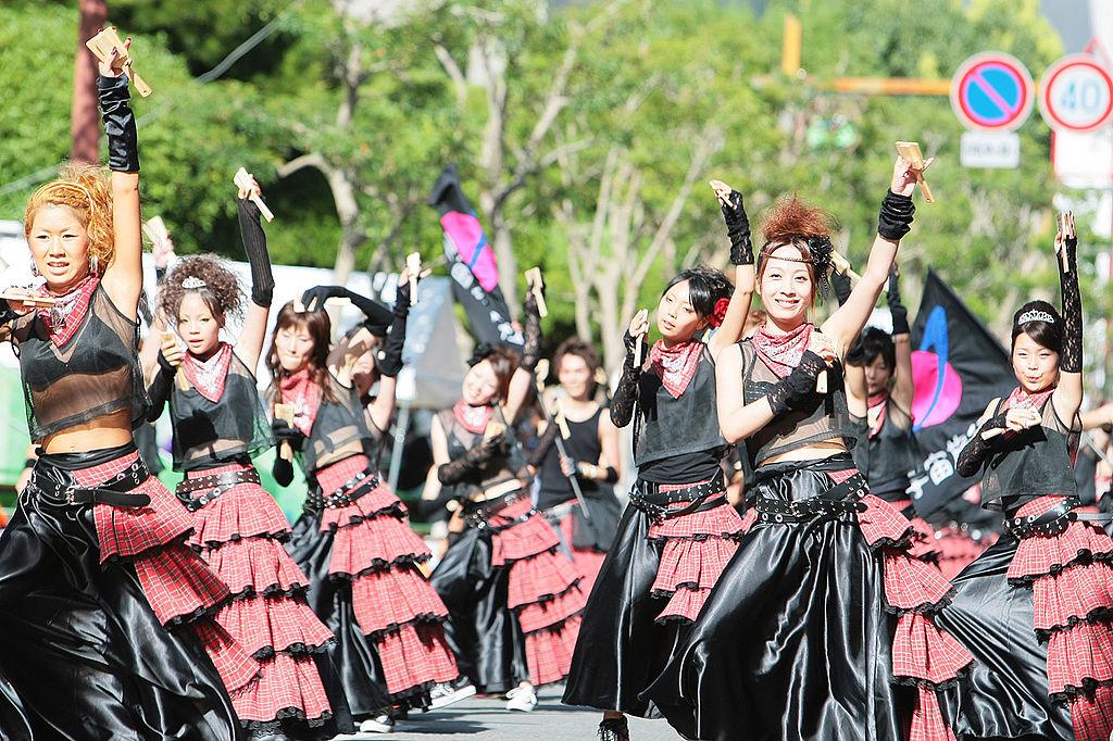 Meriahnya Festival Yosakoi Soran Saat Musim Panas Sapporo
