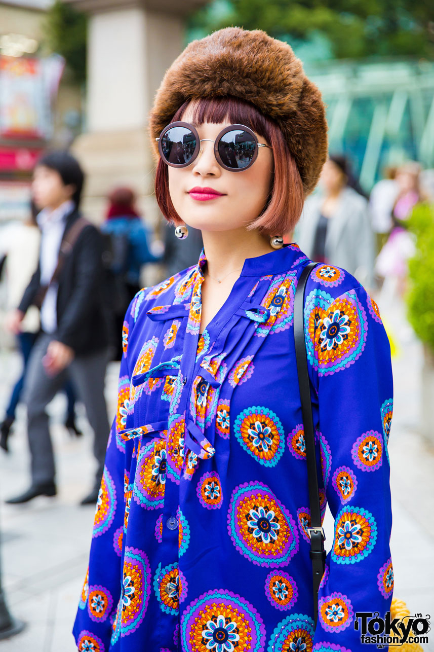 Gaya Harajuku Fashion Dari Penyanyi Mikuro Mika