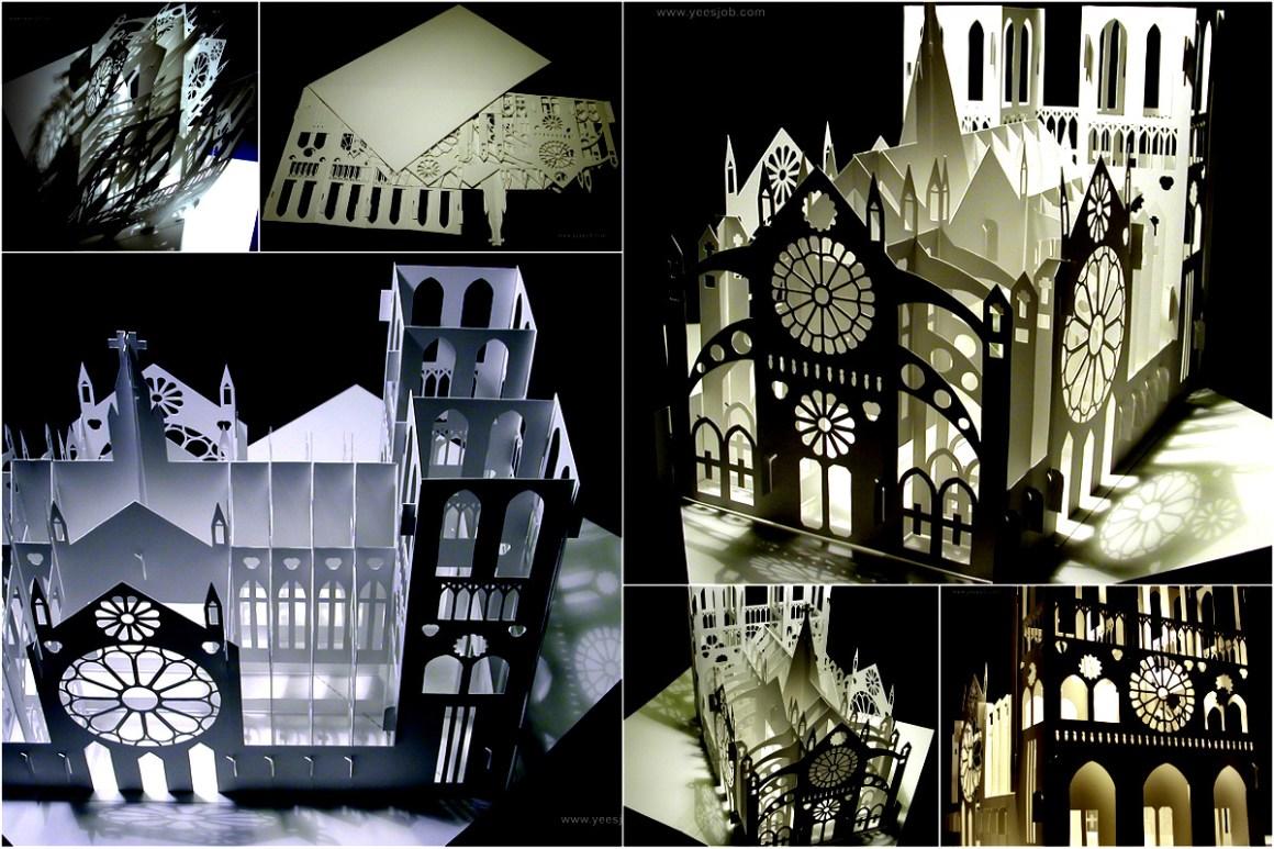 Mengenal Kerajinan Kirigami Yang Identik Dengan Origami