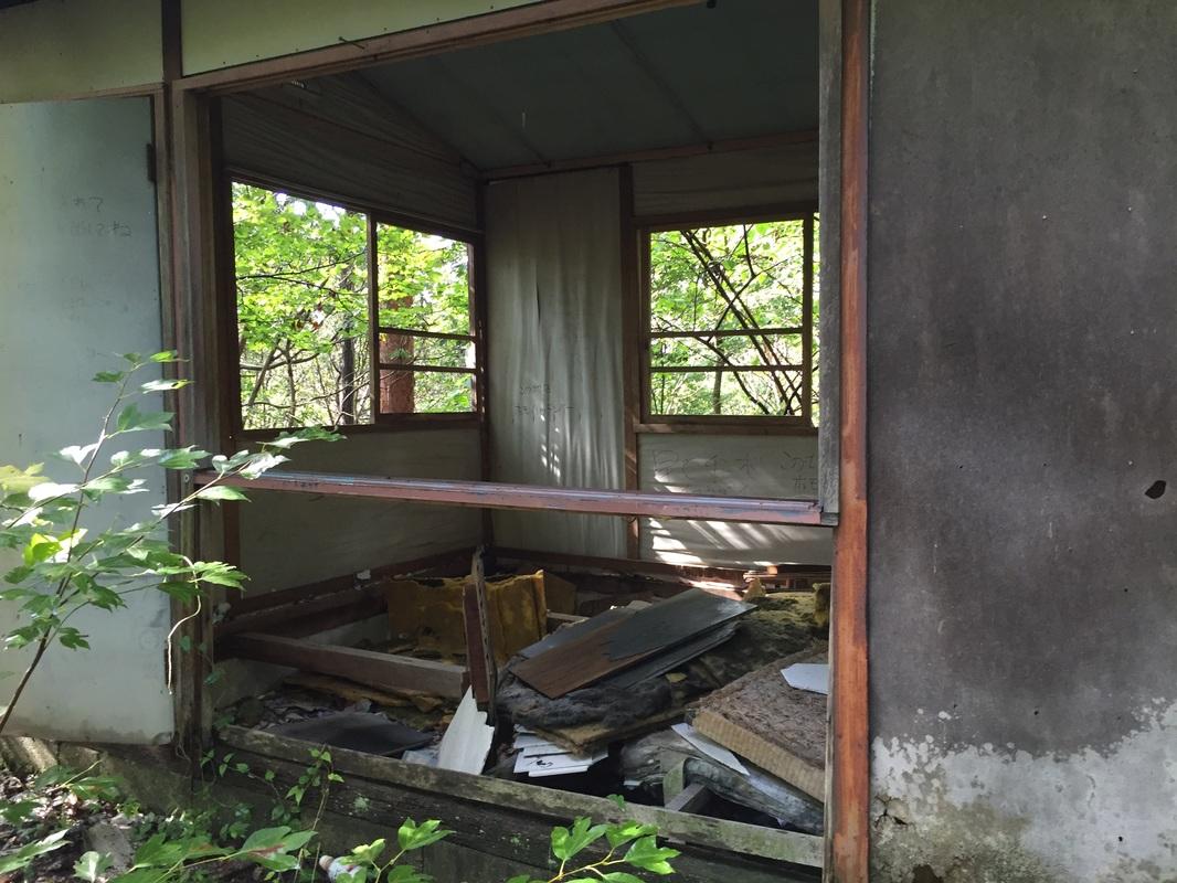 Legenda Seram Pondok Mesum Mizunami Prefektur Gifu