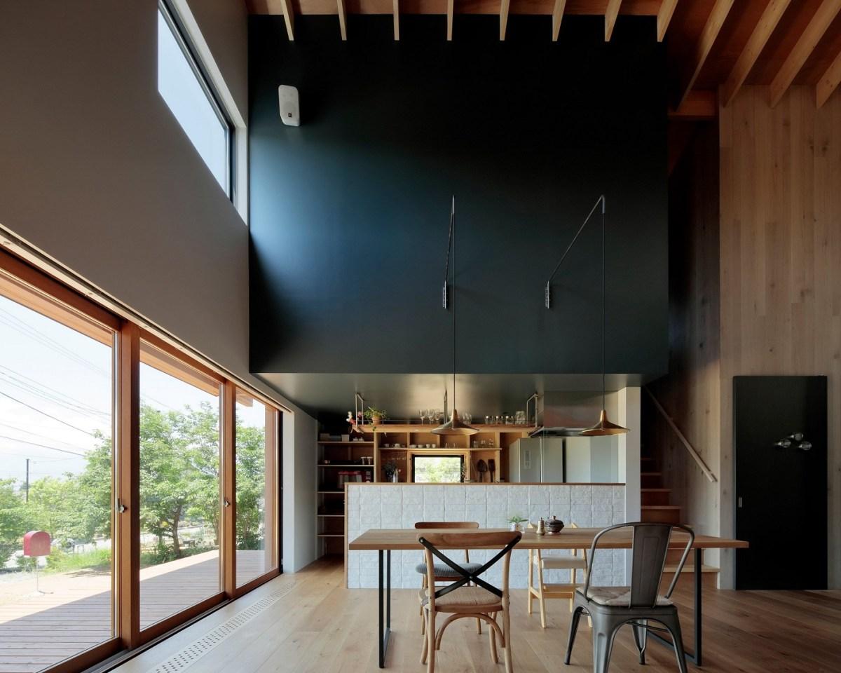 Rumah Pedesaan Tab House Rancangan Takanori Ineyama