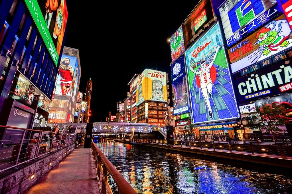 5 Destinasi Populer Para Turis Ketika Berada Di Osaka
