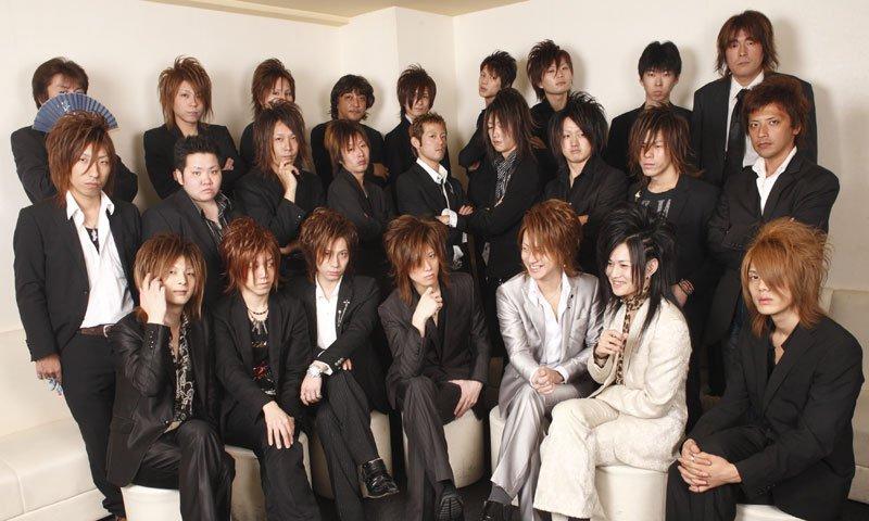 Klub Malam Untuk Para Wanita Yang Disebut Hosuto Kurabu