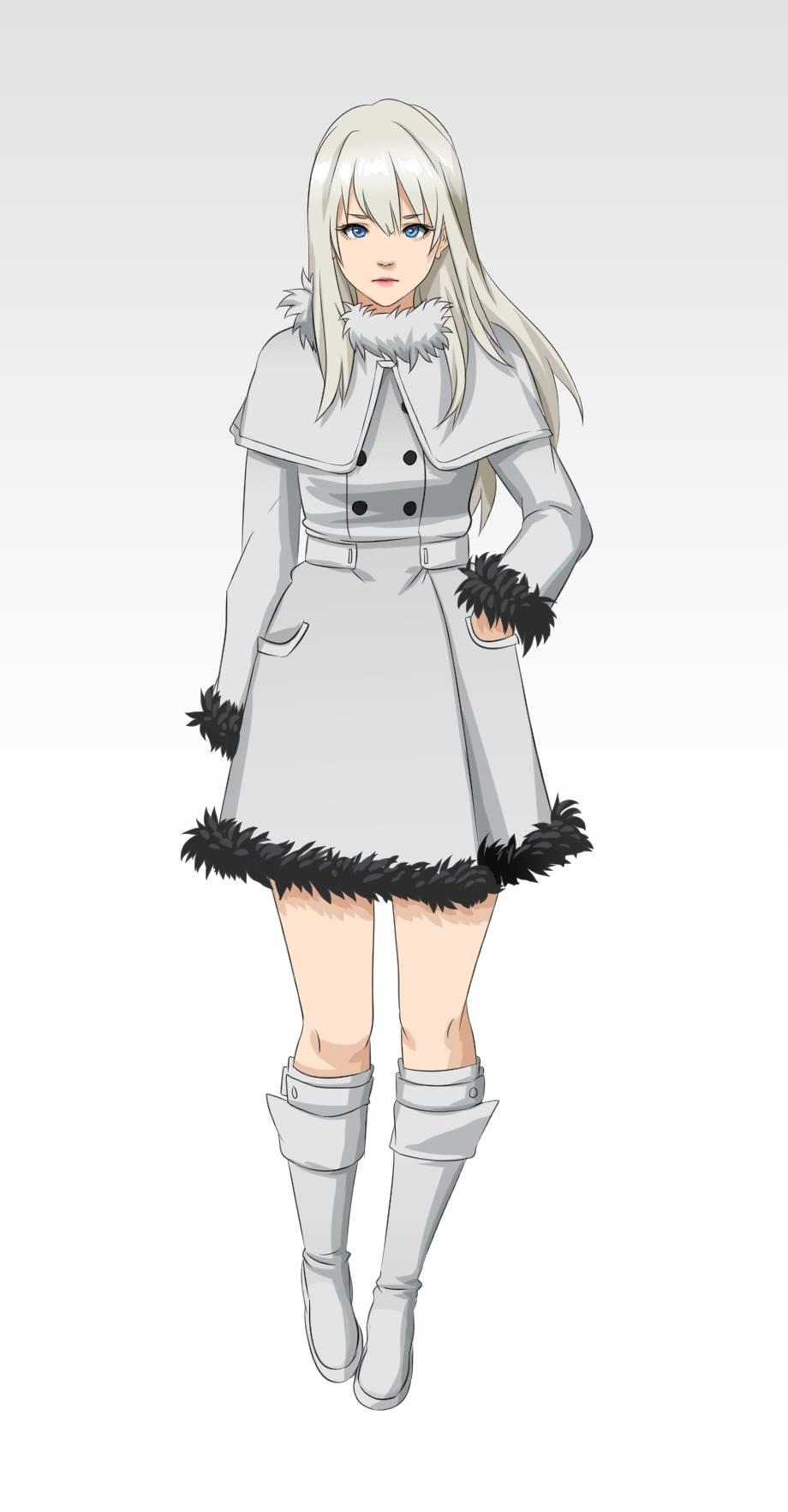Rait Visual Work Ciptakan Desain Karakter Yang Tak Kalah Keren Dengan Anime Jepang