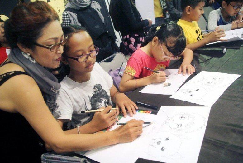 Seniman Bali Dan Jepang Meriahkan Persahabatan Kedua Negara