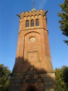 Bismarckturm auf dem Scheersberg