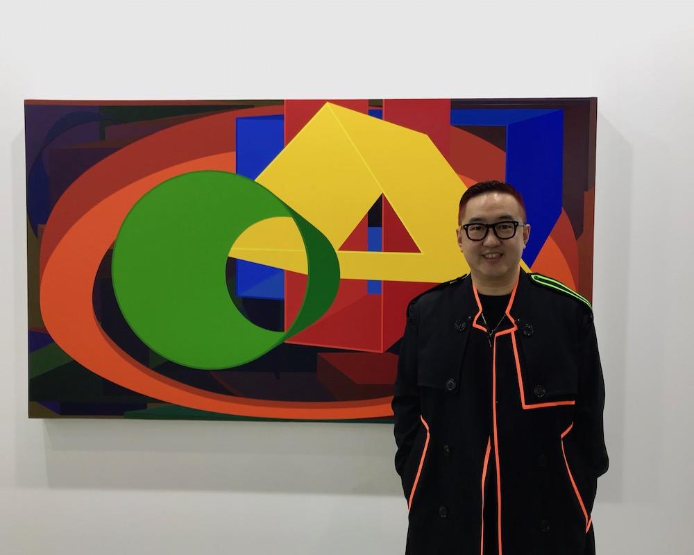 Art 021 cofounder Bao Yifeng.