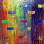 Abstract by Pimm Creations