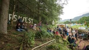 EskFest Woodland Stage