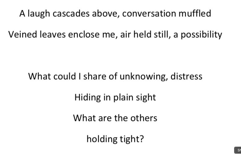 Poem by Jo Calum