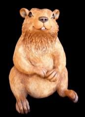 "Marmot - approx. 14""H x 11.5""W x 13""D"