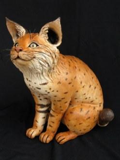 """Bobcat - approx. 18""""-19""""H x 18""""-20""""L"""