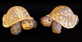 """Tortoise - approx. 7""""H x 10.5""""W x 15""""L"""