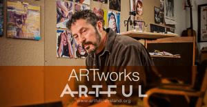 David King ARTworks March 2016