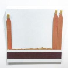 Seffe :: 1971 :: Raymond Hains :: Galerie Max Metzler :: Berlin :: Paris :: Art Basel Miami