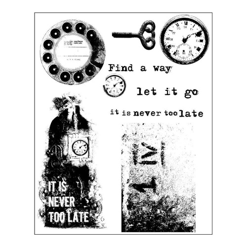 Prima-Finnabair-Cling-Stamps-Never-Too-Late