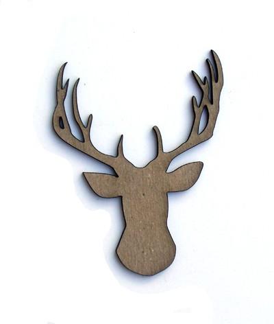 elk-head-silhouette