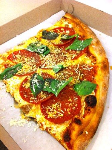 Saluggis Pizza