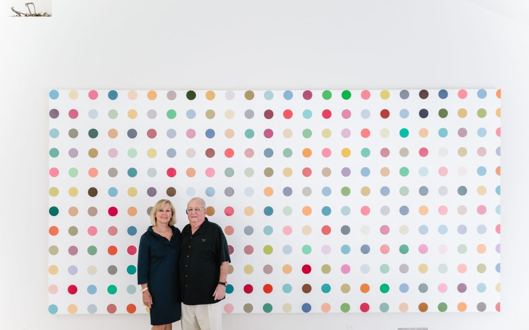 A Look at Ralph Burnet's Love for Art and Business