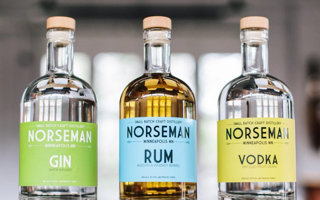 Host At-Home Happy Hour with Norseman Distillery's Staycation Cocktail Kit
