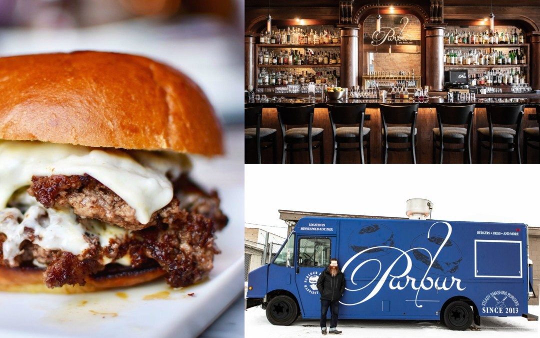 Parlour Bar Has Gone Mobile and Is Donating Burgers to Frontline Heroes