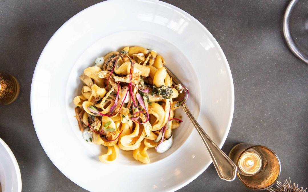 Enjoy Pasta by the Pound from Monello's New Takeout Menu