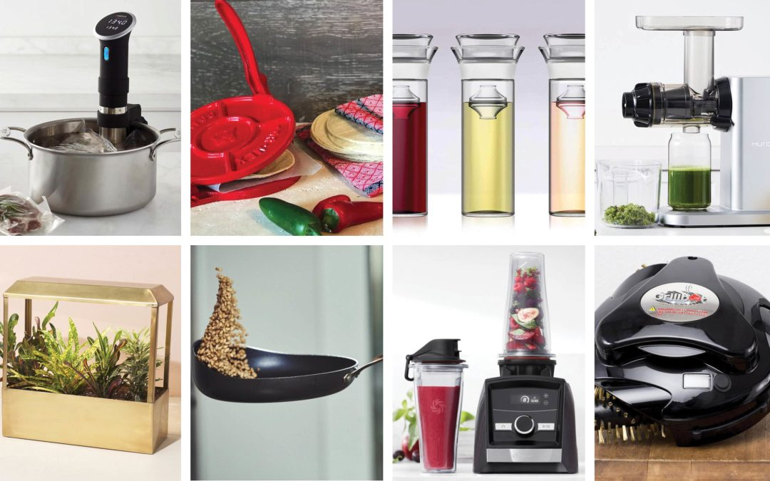 8 Kitchen Gadgets and Tools Every Home Chef Needs