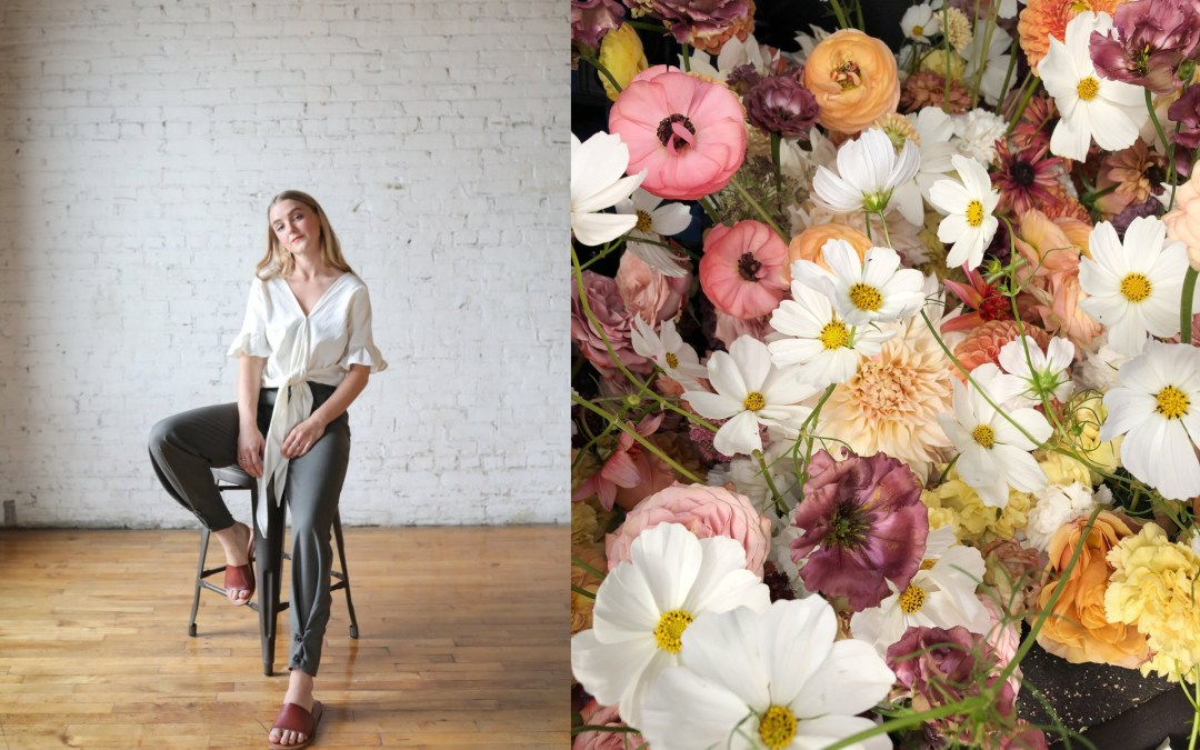Apricot Floral's Tips For Styling Flowers In Your Home