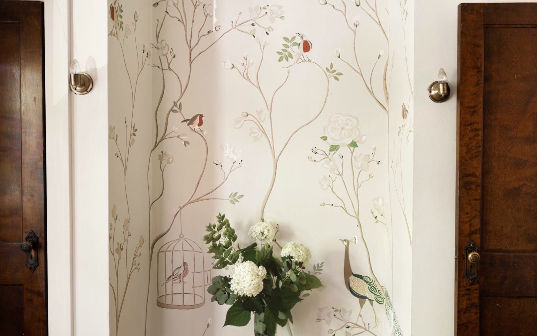 """In the Process: """"Spring Chinoiserie"""" by She She"""