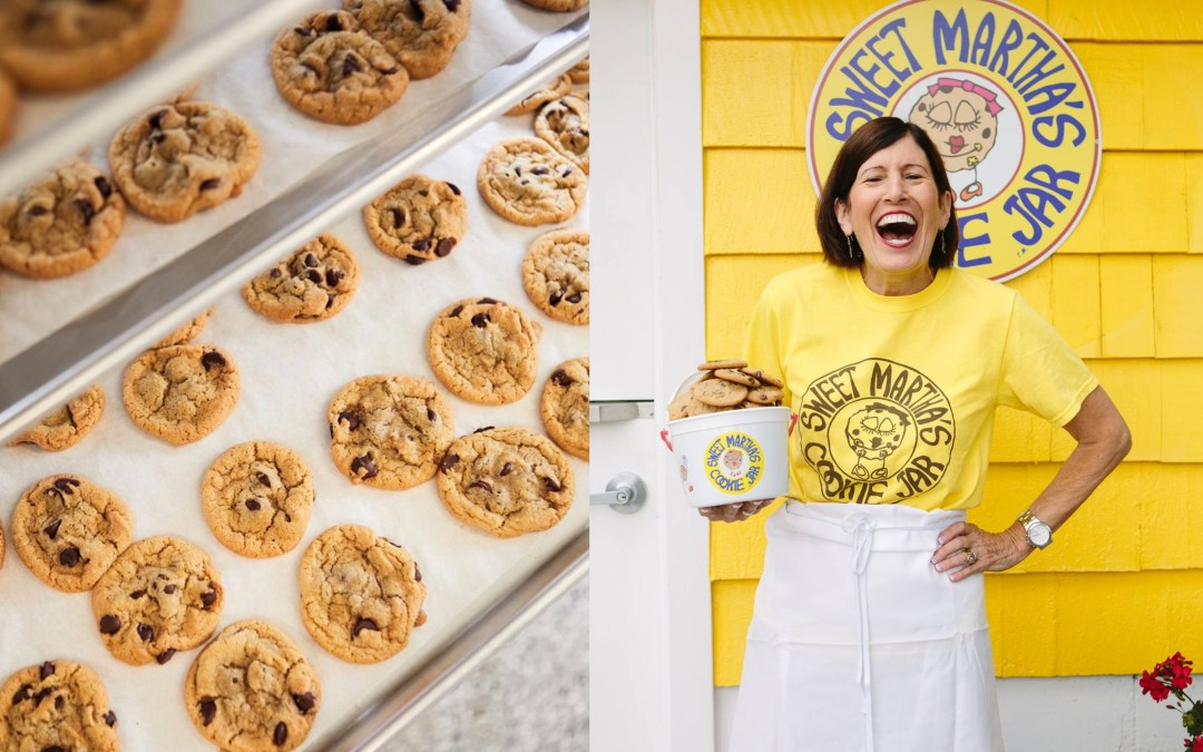 A Chat with Minnesota State Fair Icon Martha Rossini Olson of Sweet Martha's Cookie Jar