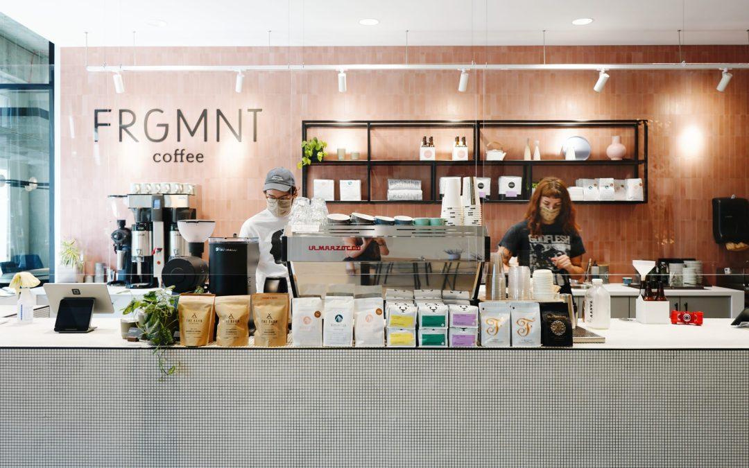 FRGMNT's Coffee Subscription Box Brings Global Roasters to Minneapolis
