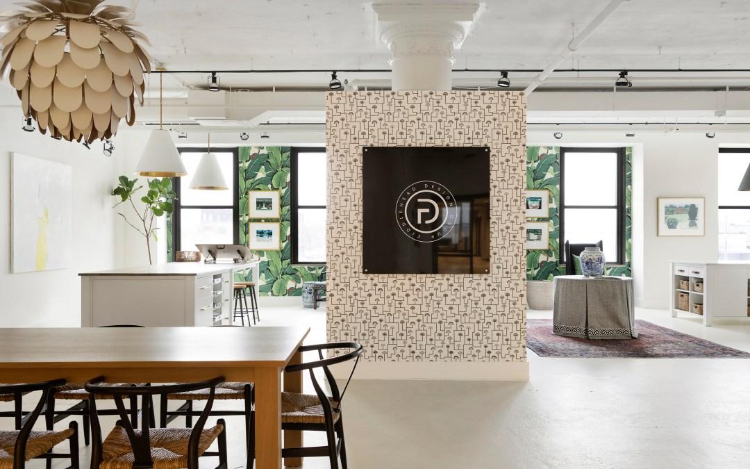 Inside Fiddlehead Design Group's New Studio Space