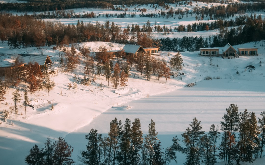 Sand Valley is the Ultimate Secluded Winter Getaway
