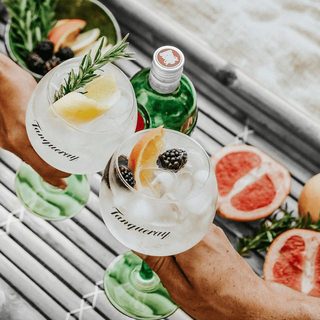 Parlour and Artful Living Present a Tanqueray Virtual Cocktail Class