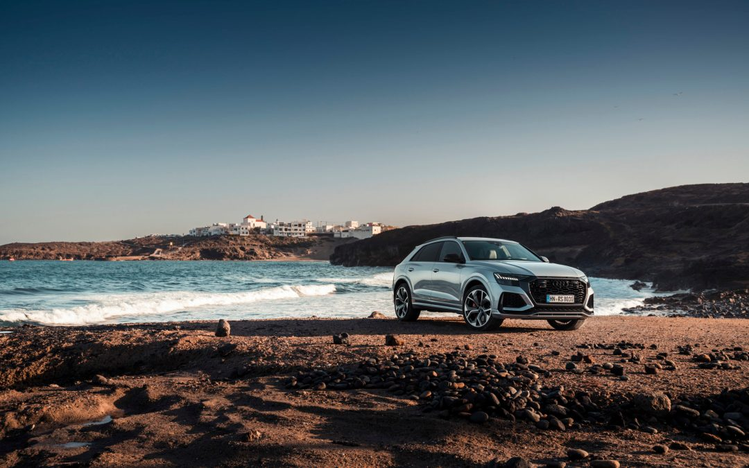 Audi's 2021 RS Q8 SUV Delivers Racecar Power