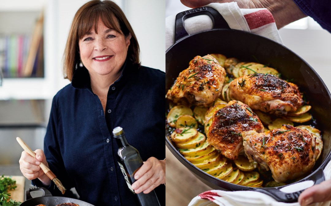 Ina Garten on the Importance of Comfort Food