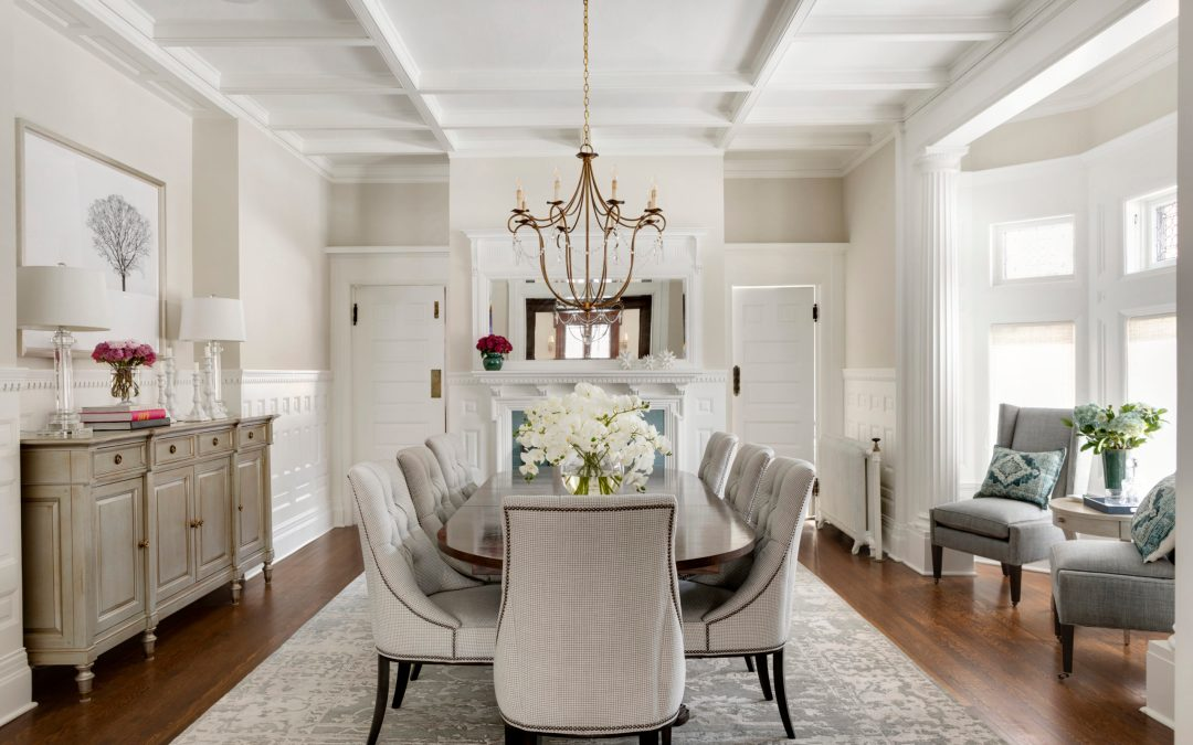 Purcell Quality Renovates a Historic Summit Avenue Home