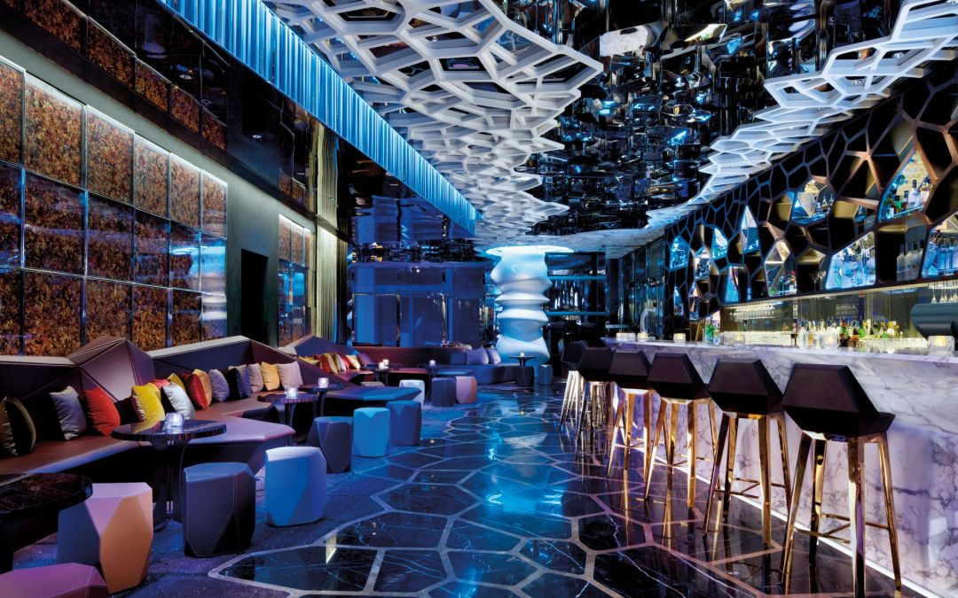 5 of the World's Most Extraordinary Bars