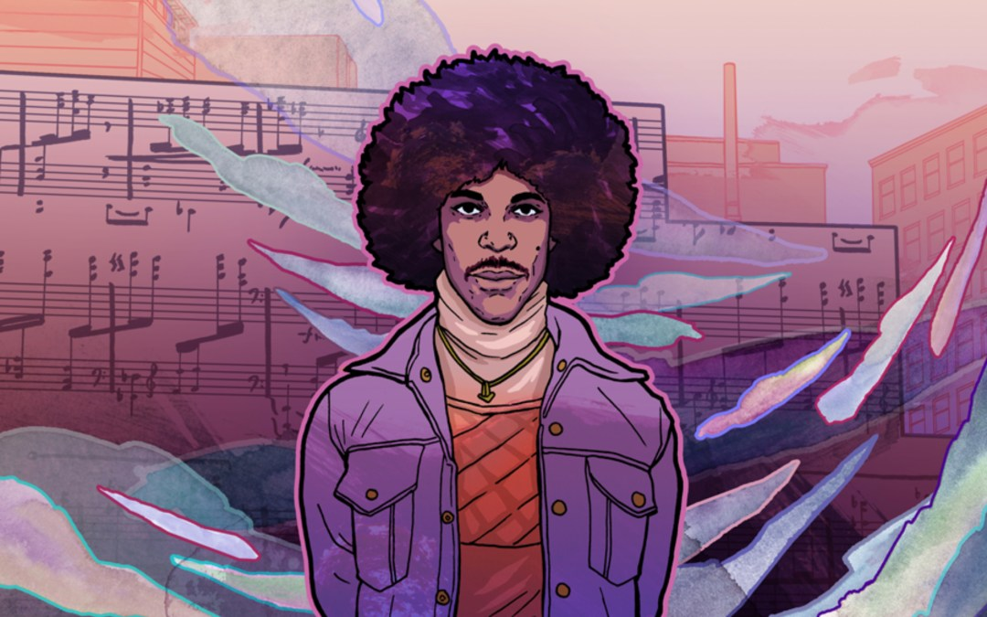 Artful Living's Exclusive Commemorative Prince Giveaway