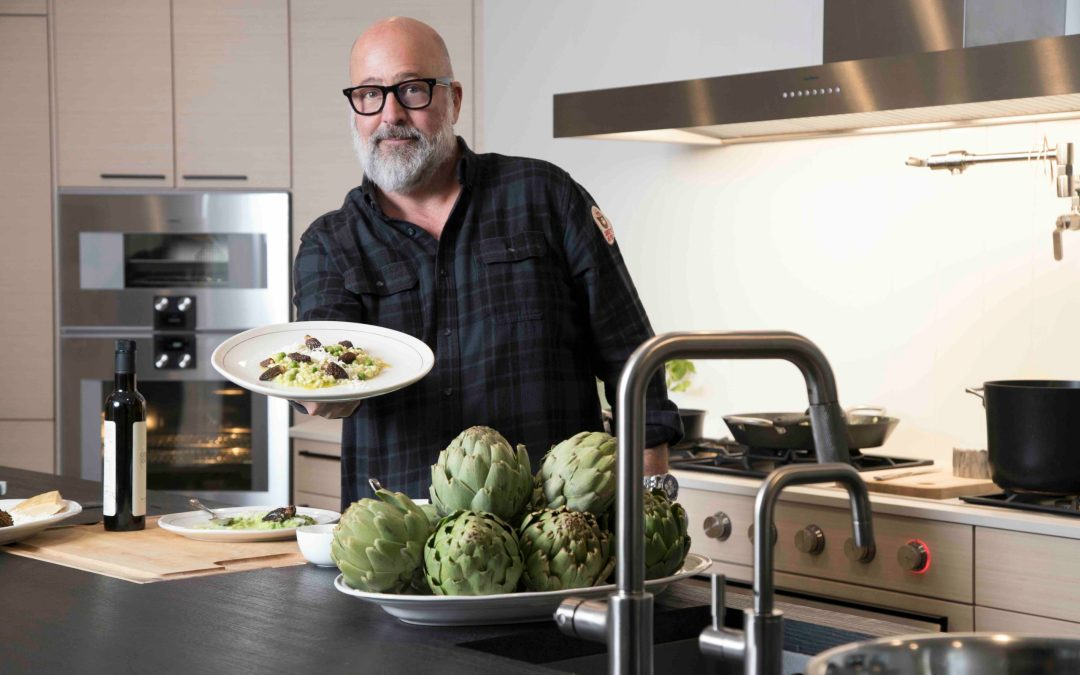 Inside Andrew Zimmern's Renovated Twin Cities Home