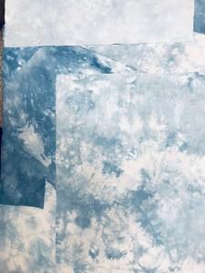 low immersion dye, Procion MX dye, hand dye, Dharma Trading Co.