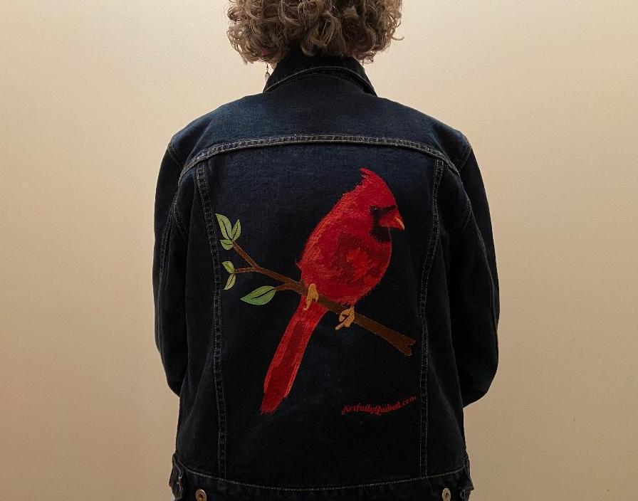 Cardinal Jacket