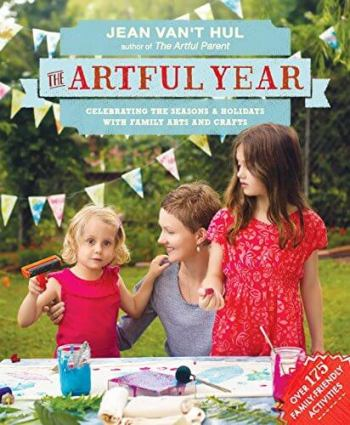 The Artful Year Book