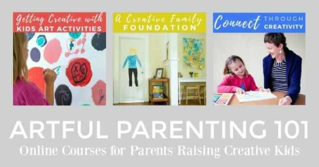 Artful Parenting 101 Online Courses
