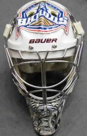Niko Hovinen Mask Front (Photo: Patricia Teter. All Rights Reserved.)