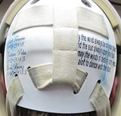 Bunz in mask backplate details