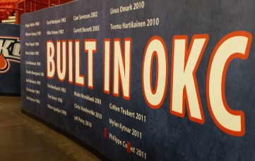 Built in OKC