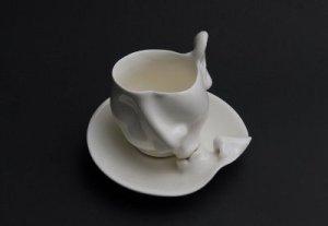 """Life Time Partner"" By Johnson Tsang. Porcelain. Copyright © Johnson Tsang"